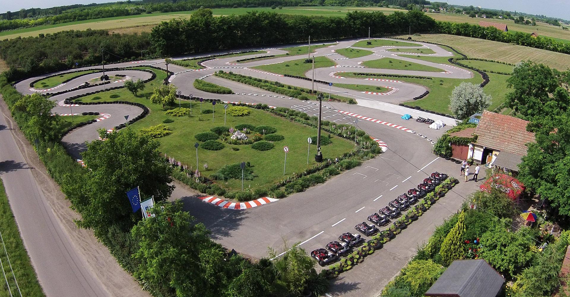 bognár-gokart-park